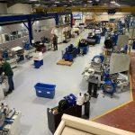 PE fabrications factory
