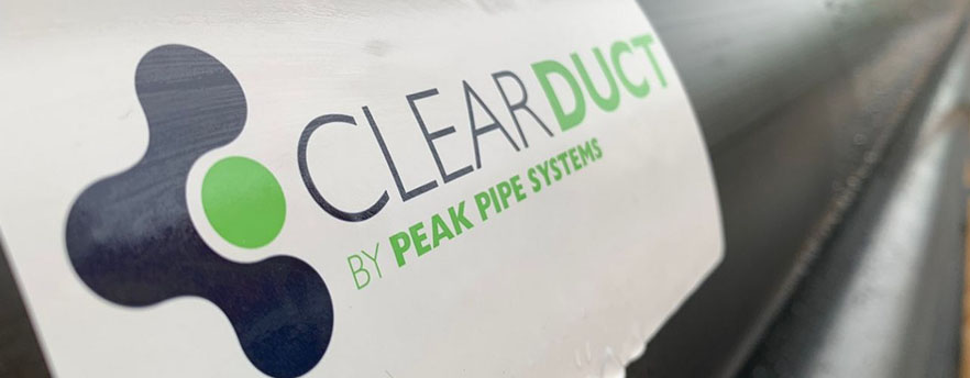 ClearDuct Pipe